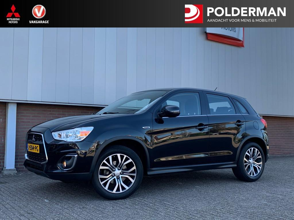 Mitsubishi Asx 1.6 cleartec diamond