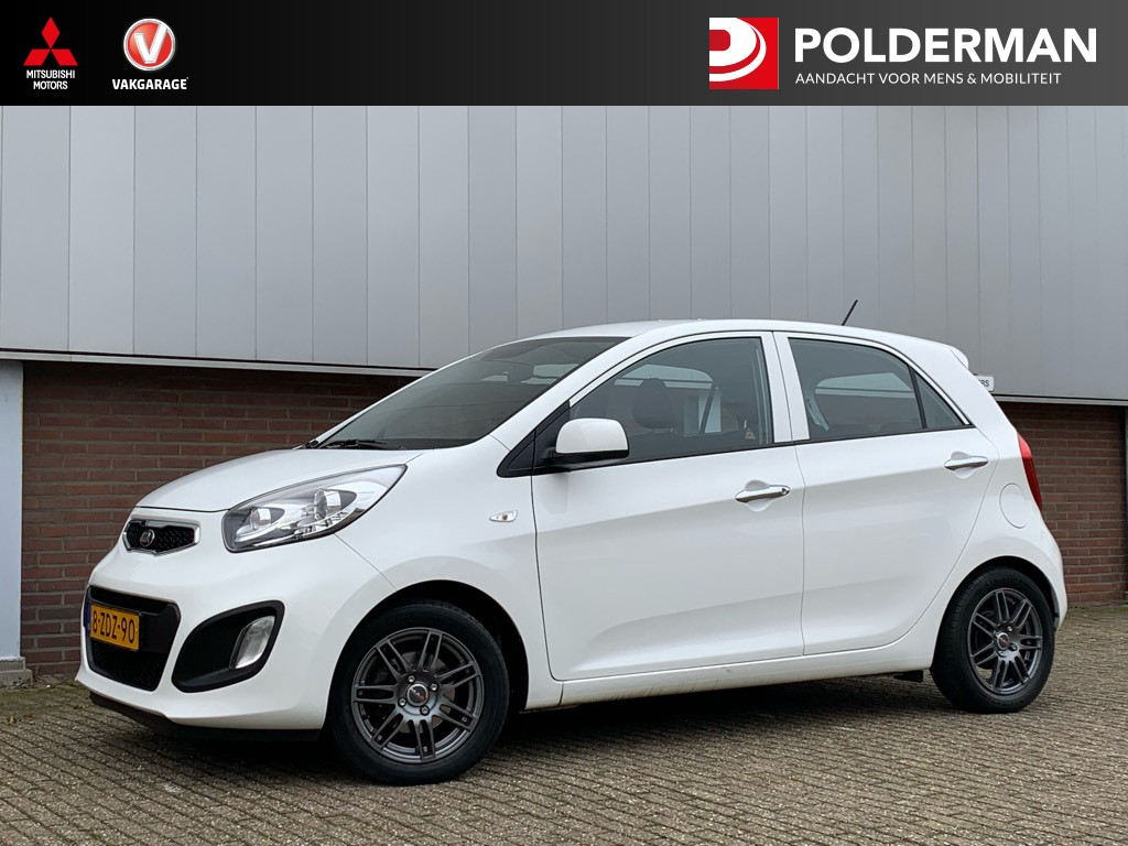 Kia Picanto 1.0 cvvt business