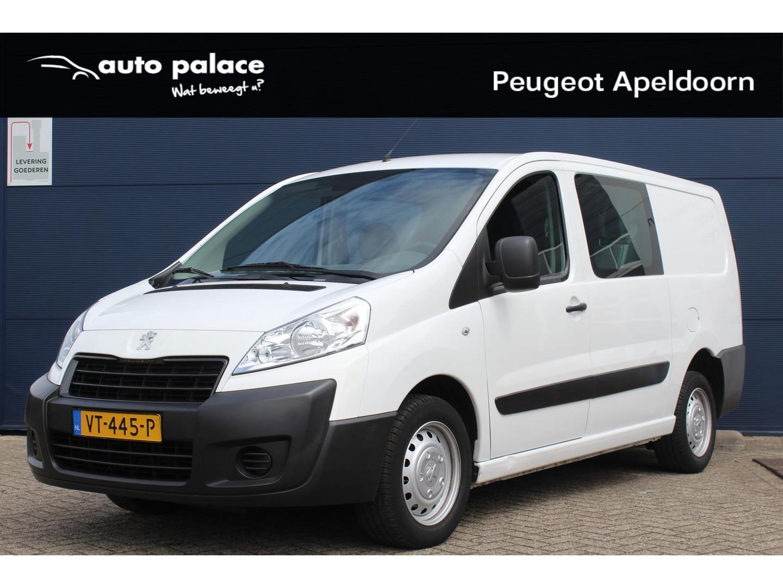 Peugeot Expert Gb 2.0 hdi 130pk 229 l2h1 dubbele cabine l trekhaak