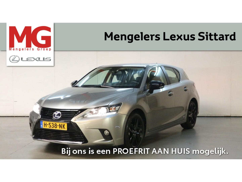 "Lexus Ct 200h 136pk sport edition , 17"", navigatie, parkeercamera!"