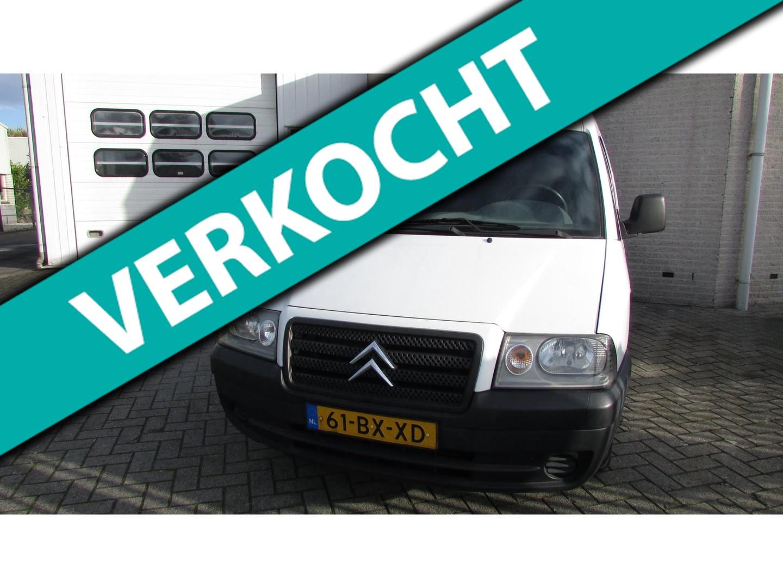 Citroën Jumpy 1.9 d comfort trekhaak/imperial.