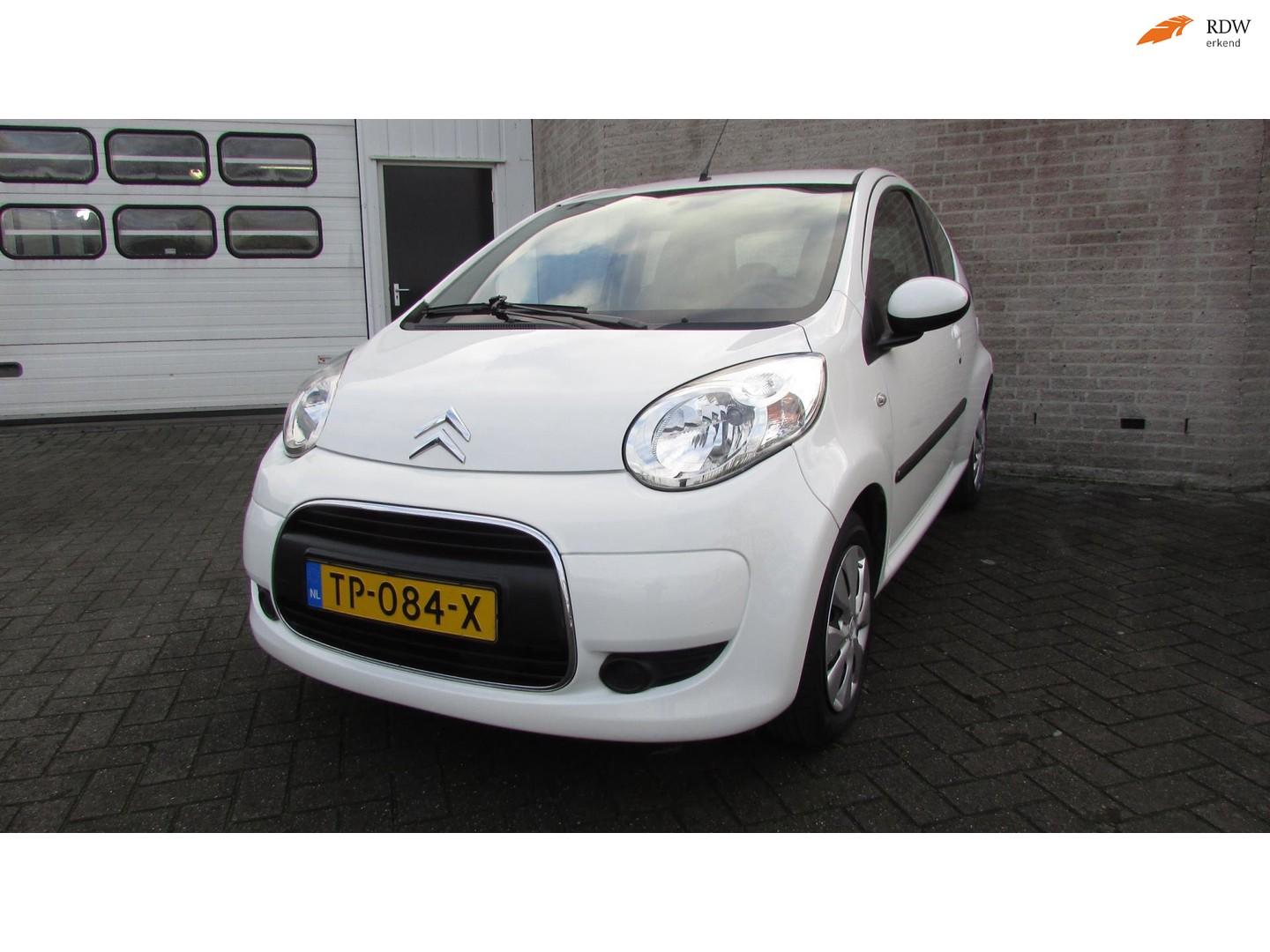Citroën C1 1.0-12v séduction cv/stereo