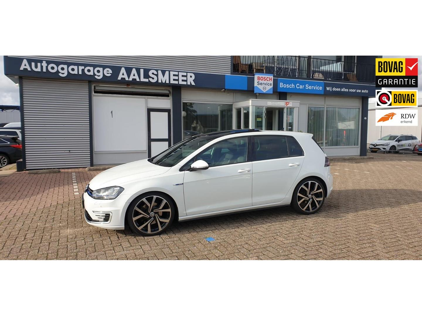 Volkswagen Golf 1.4 tsi gte panorama climatronic dsg automaat