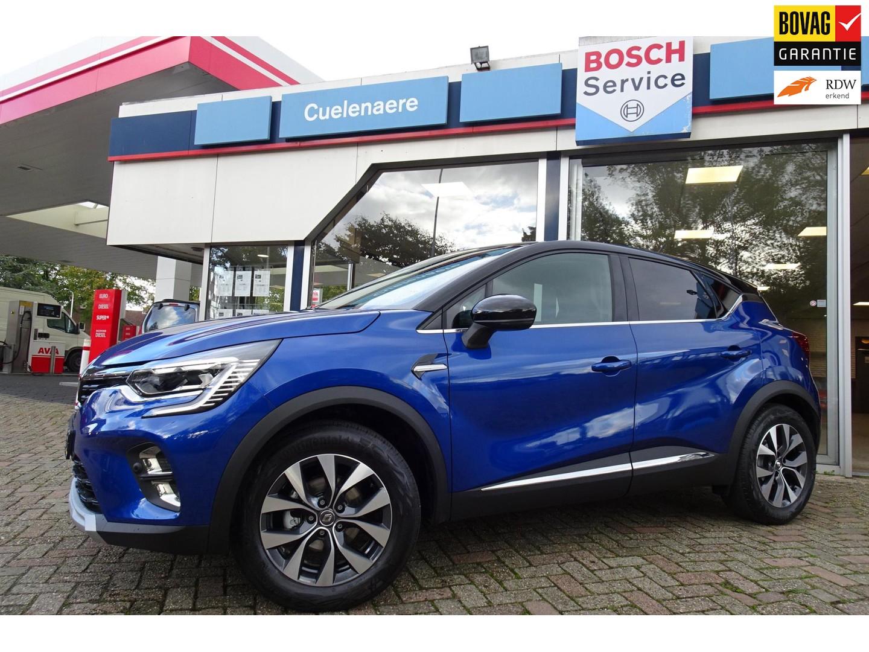 Renault Captur Tce 100 intens navi / camera / clima