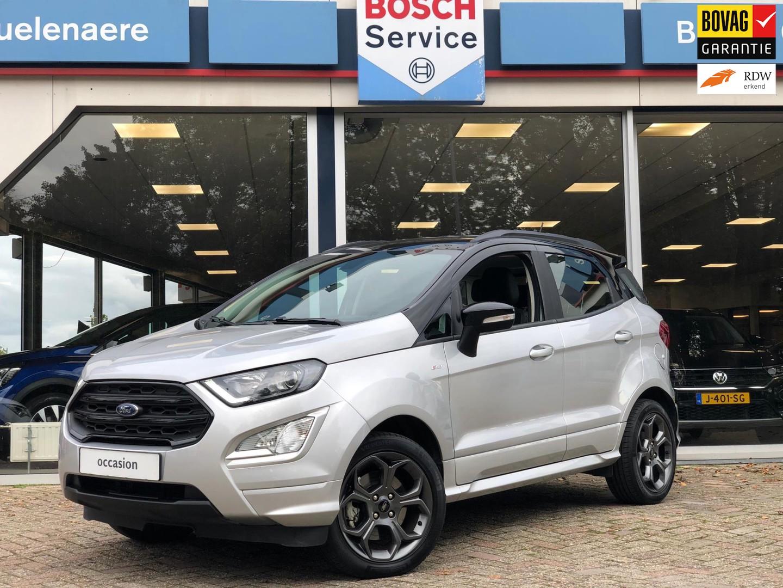 Ford Ecosport 1.0 ecoboost 125 st-line navi / clima / p-sensor / half leder alcantara