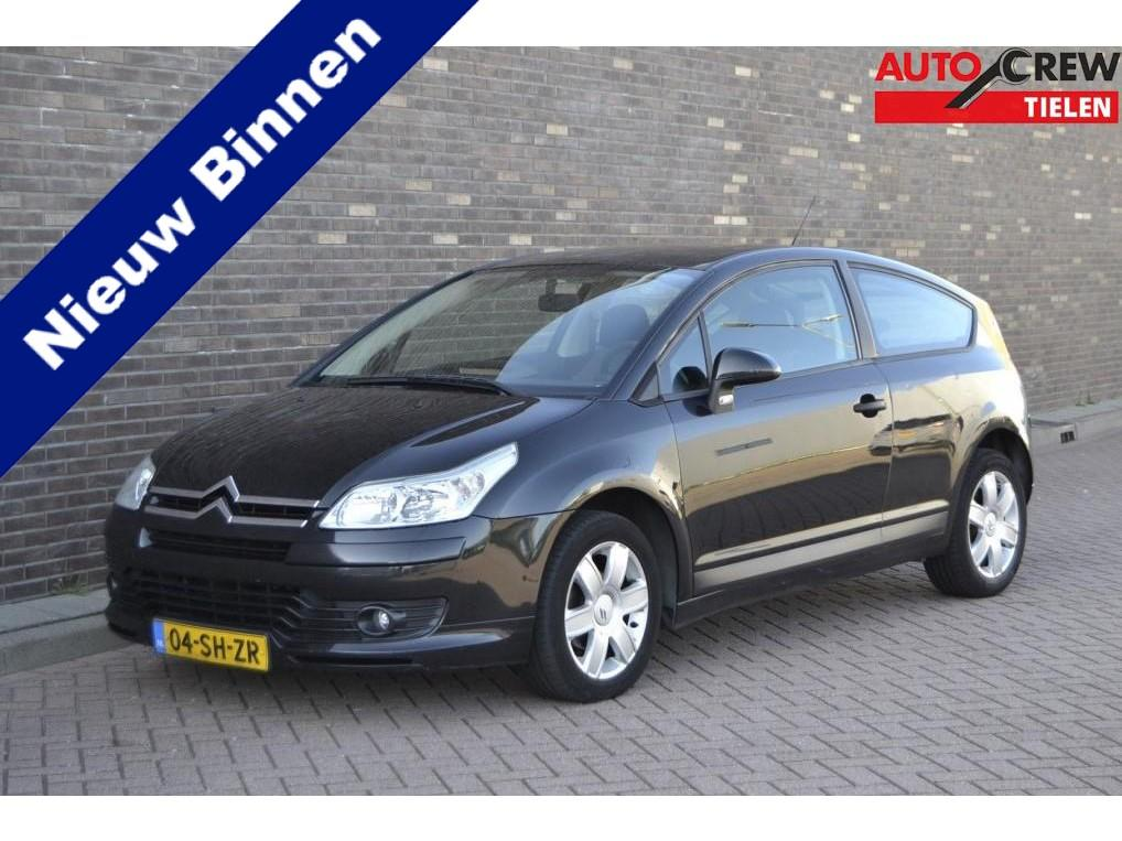 Citroën C4 Coupe 1.6-16v ligne business airco, cruise control