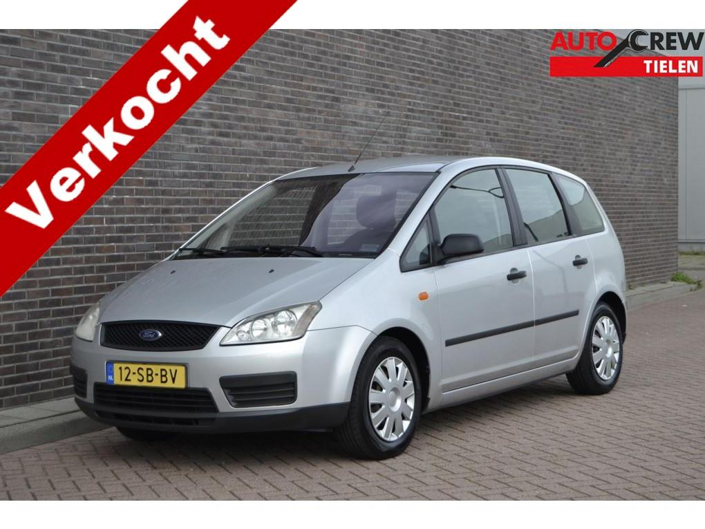 Ford Focus c-max 1.6-16v champion airco, perfecte staat!