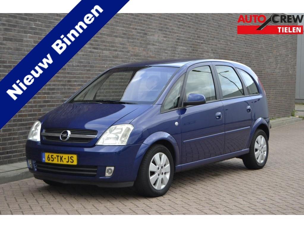 Opel Meriva 1.6-16v sport, airco, trekhaak, prachtige auto!