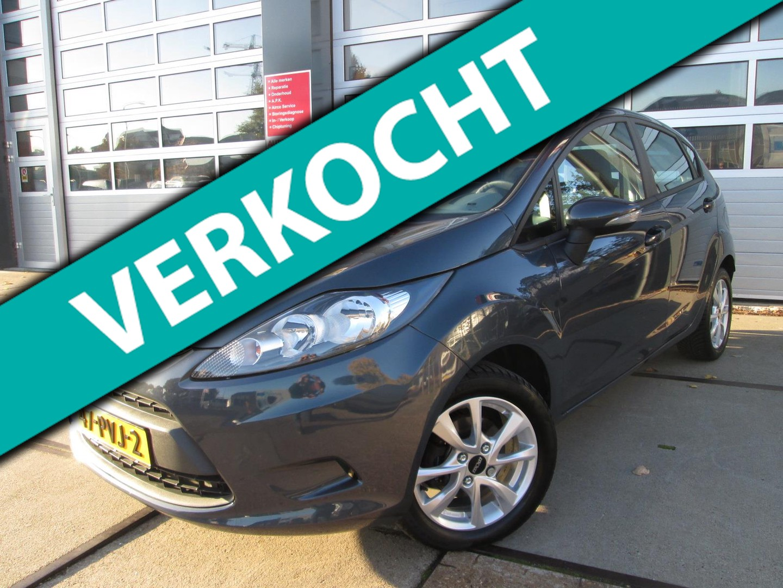 Ford Fiesta 1.25 limited / airco / l.m. velgen