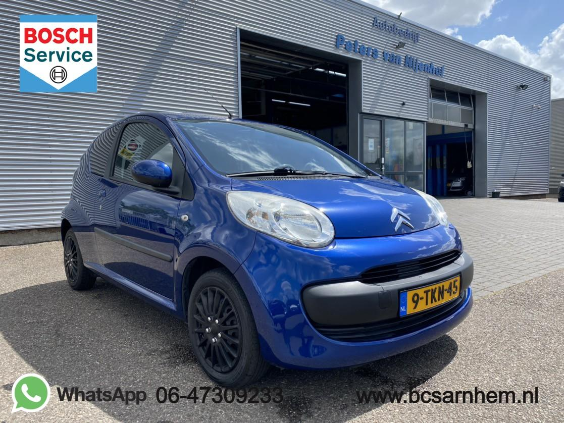 Citroën C1 1.0-12v séduction airco 95dkm