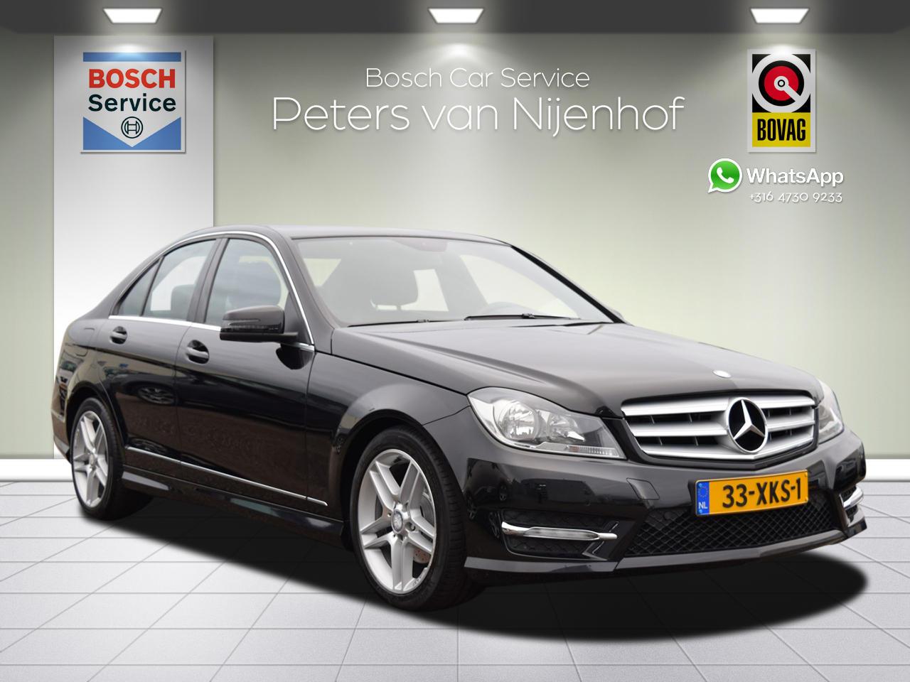 "Mercedes-benz C-klasse 200 cdi business class avantgarde navi 17"" 1/2 leder amg 119dkm"