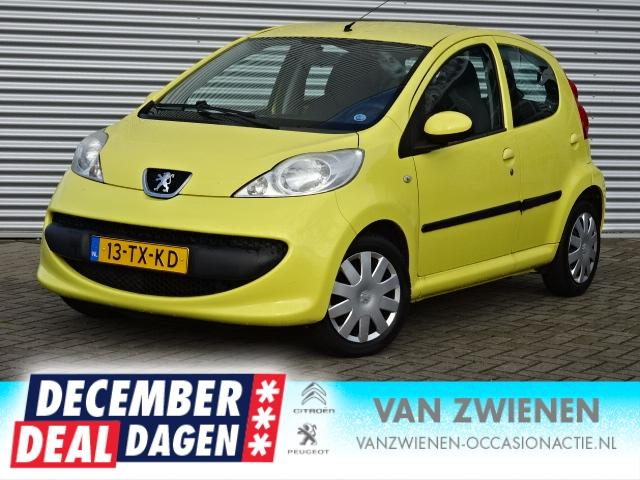 Peugeot 107 5drs xs - jaune citrus - cd/audio