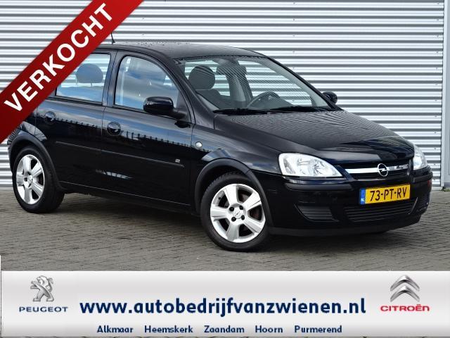 Opel Corsa 1.4 rhythm - 5drs - airco - elec.pakket