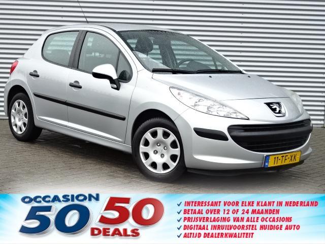 Peugeot 207 Access 1.4-16v - trekhaak - 5drs - keurig