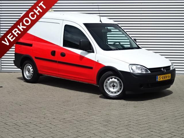 Opel Combo 1.3 tdi airco - nav - zijschuifdeur - 138dkm