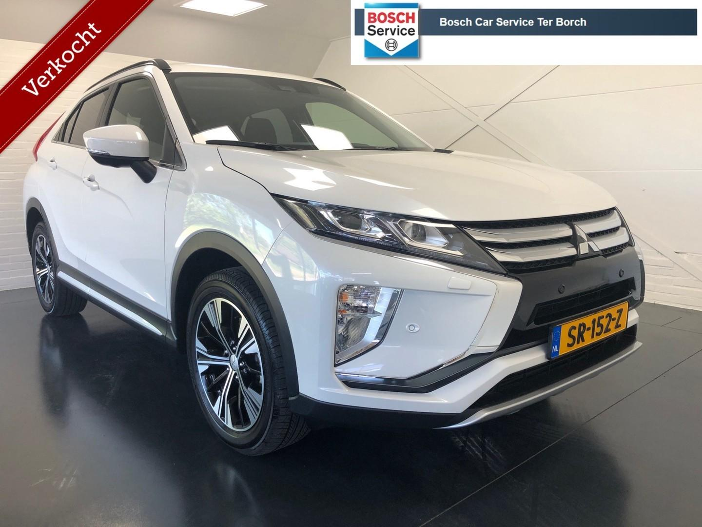 Mitsubishi Eclipse cross 1.5 di-t first edition #nieuwstaat