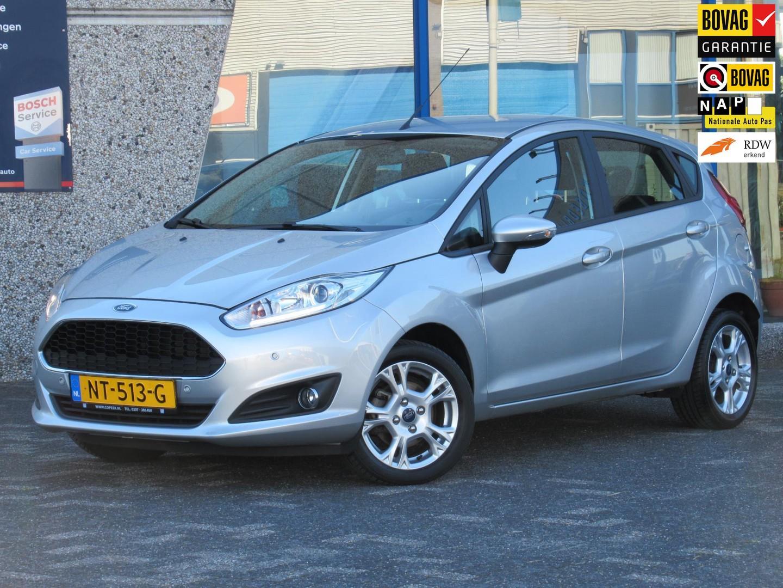 Ford Fiesta 1.0 style ultimate 80pk inclusief nieuwe apk en 6 maanden bovag garantie