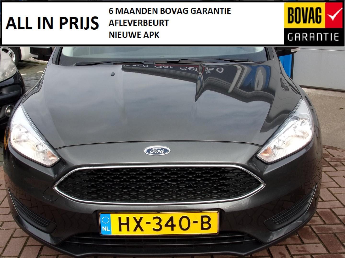 Ford Focus Wagon 1.0 ecoboost 100pk trend edition