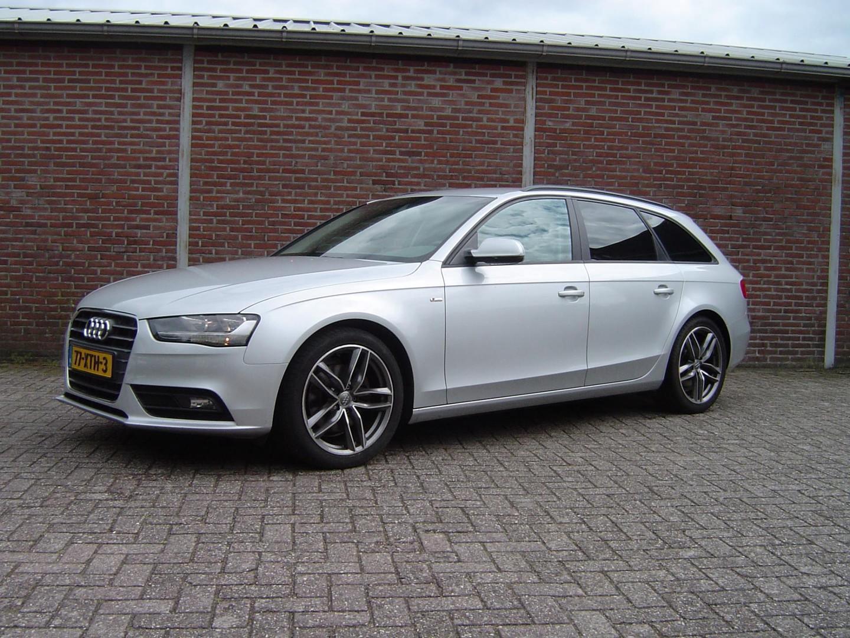 Audi A4 Avant 2.0 tdie pro line business