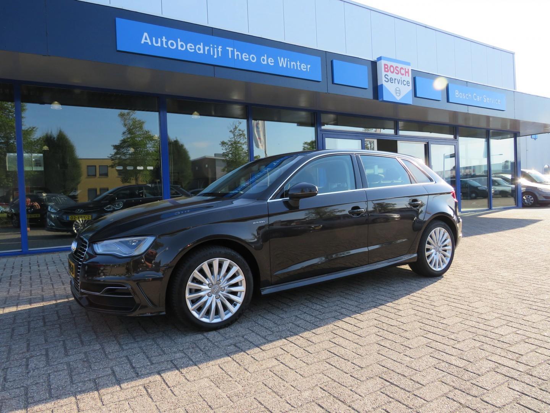 Audi A3 Sportback 1.4 e-tron phev attraction pro line plus ex btw