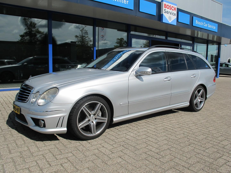 Mercedes-benz E-klasse Estate 63 amg