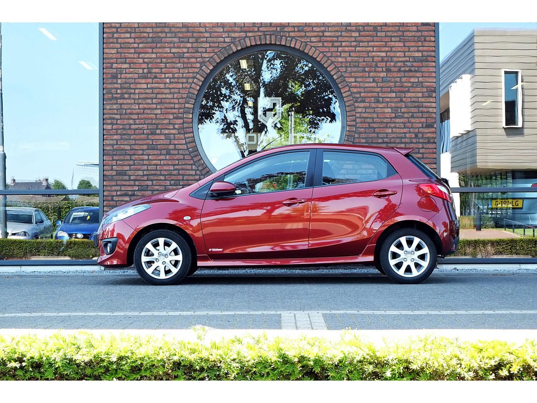Mazda 2 1.3 gt-m line 5 deurs airco