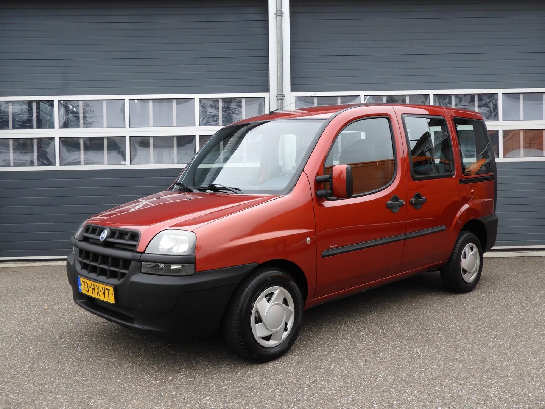 Fiat Doblò 1.2 sx schuifdeur l+ r