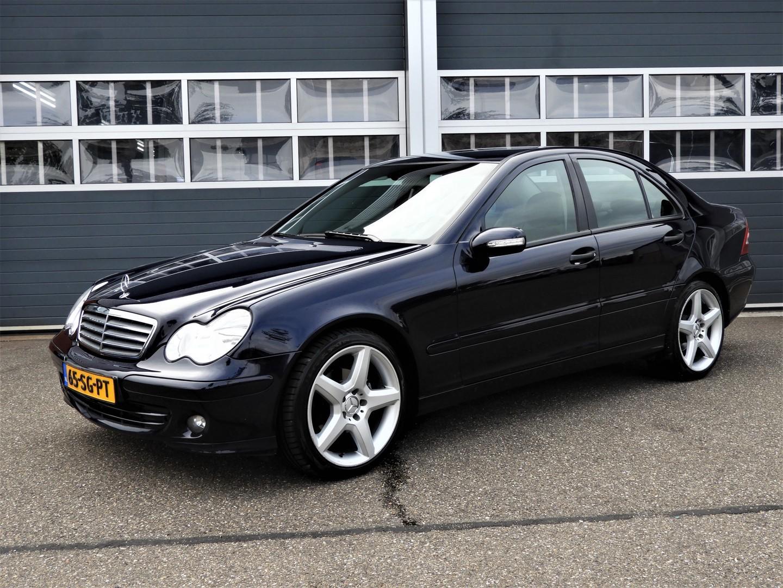 Mercedes-benz C-klasse 180 k. classic i.z.g.st.