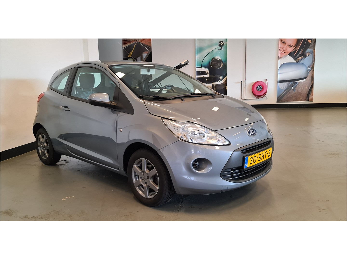 Ford Ka 1.2 cool & sound start/stop