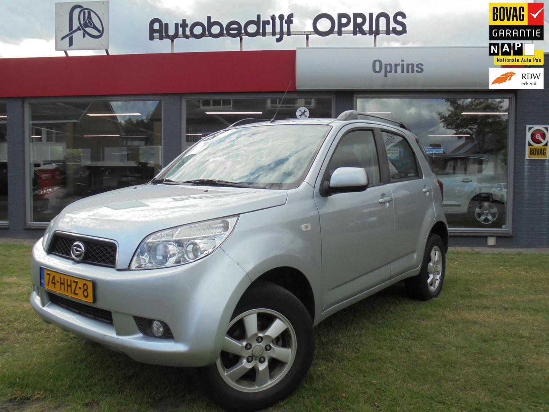 Daihatsu Terios 1.5-16v expedition 2wd nederlandse auto met nap en navigatie