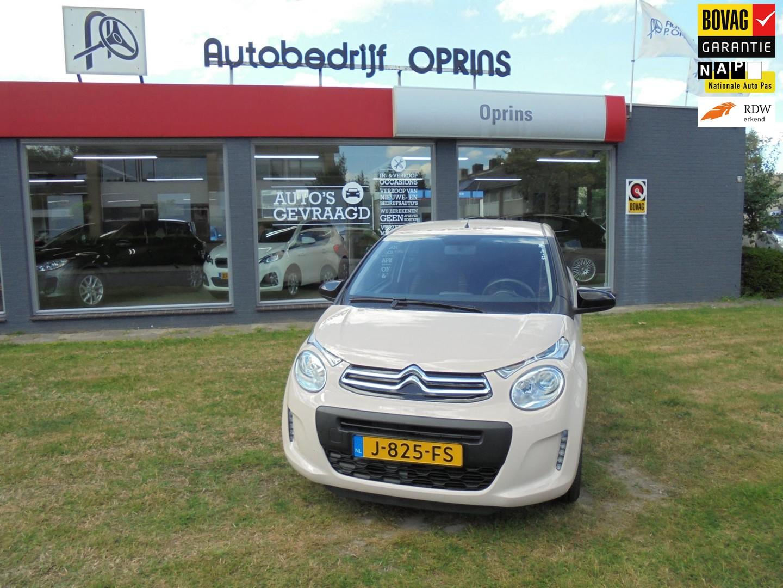 Citroën C1 1.0 vti feel fabrieksgarantie tot 06-02-2022