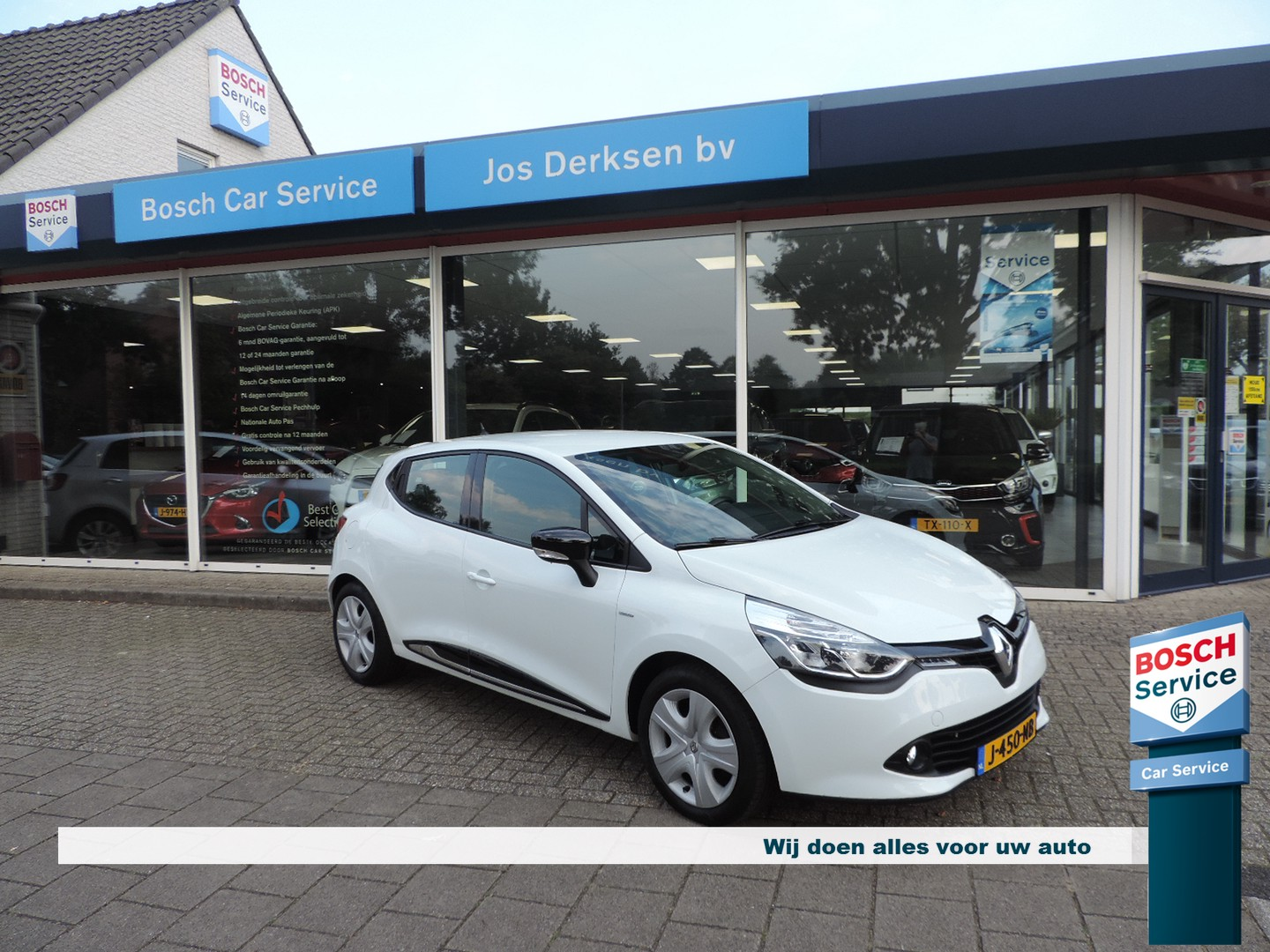 Renault Clio 1.2 tce limited
