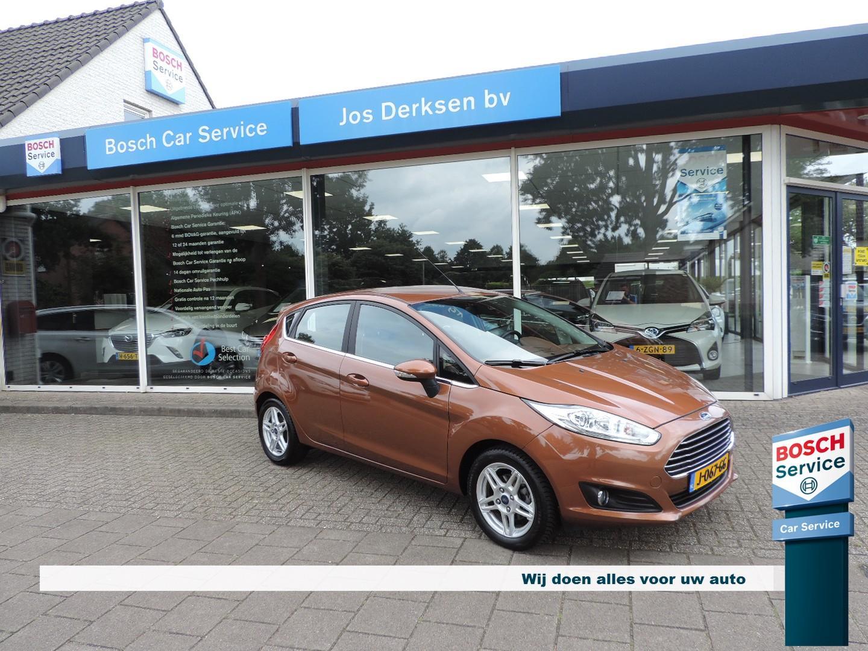 Ford Fiesta 1.0 74kw ecoboost titanium automaat - stoelverw.