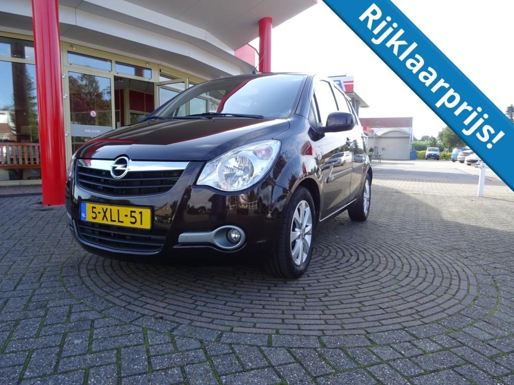 Opel Agila 1.2 edition automaat