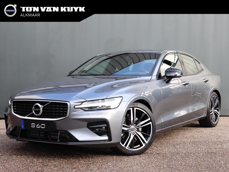 Volvo S60 2.0 t4 r-design / intellisafe pro line / park assist line / dab+