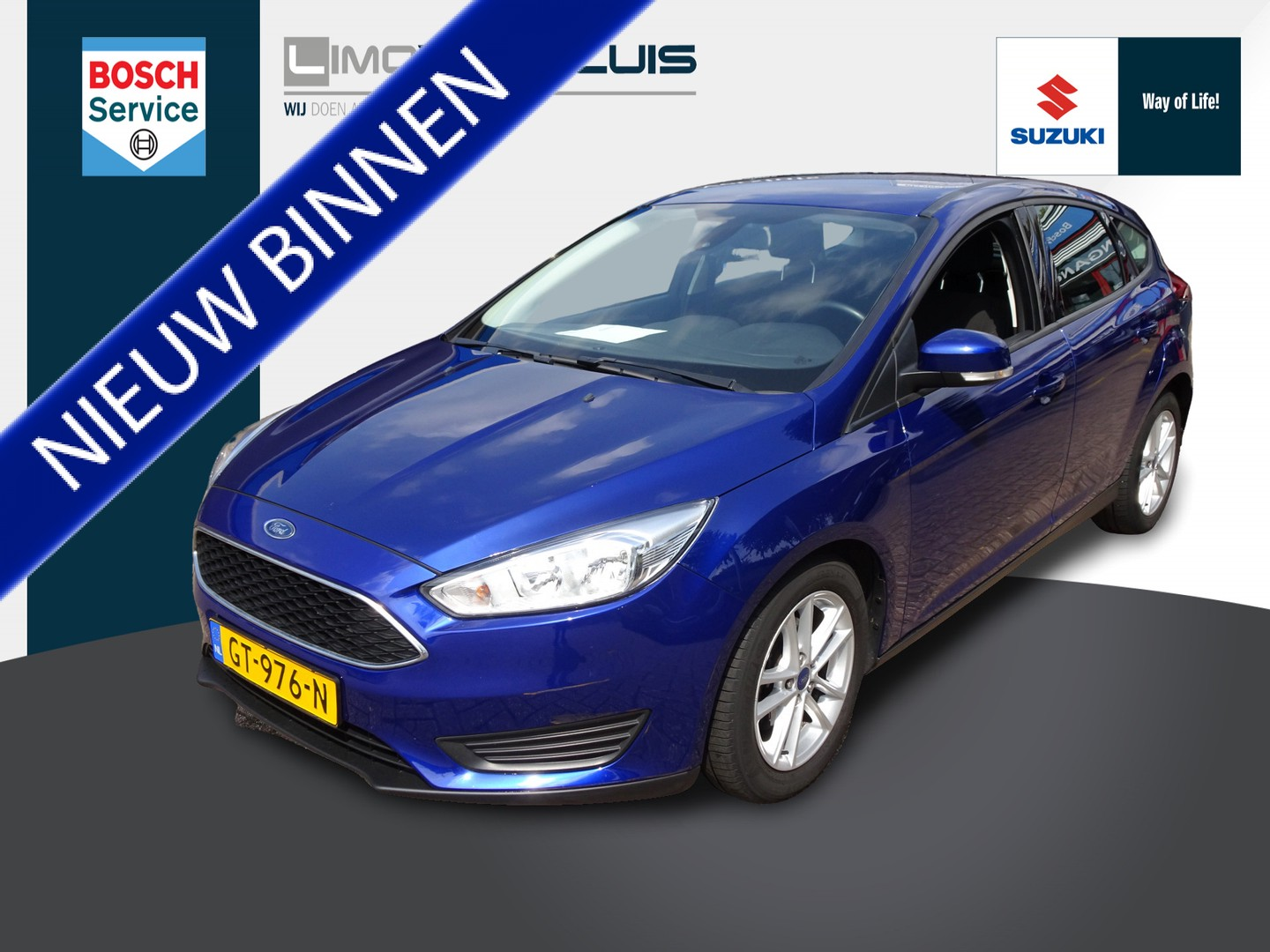 Ford Focus 1.0 trend edition