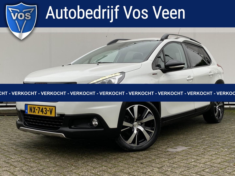 Peugeot 2008 1.2 puretech gt-line