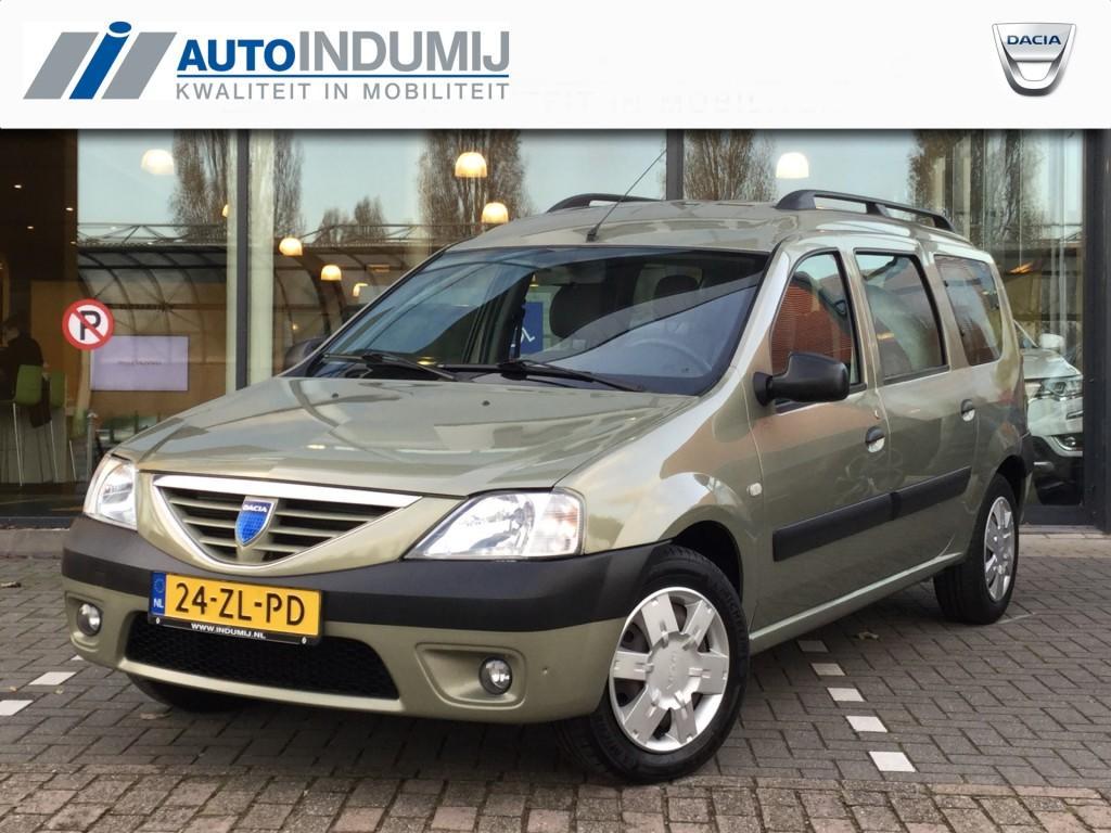 Dacia Logan Mcv 1.6 16v laureate / 7-pers / trekh / airco