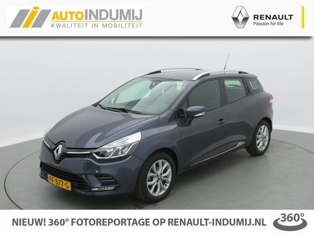 Renault Clio Estate tce 90 zen / navigatie / led / 16 inch