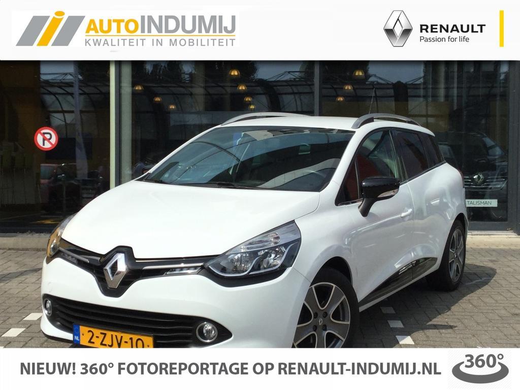 Renault Clio Estate dci 90 night&day / navigatie / parkeersensor / lichtmetaal