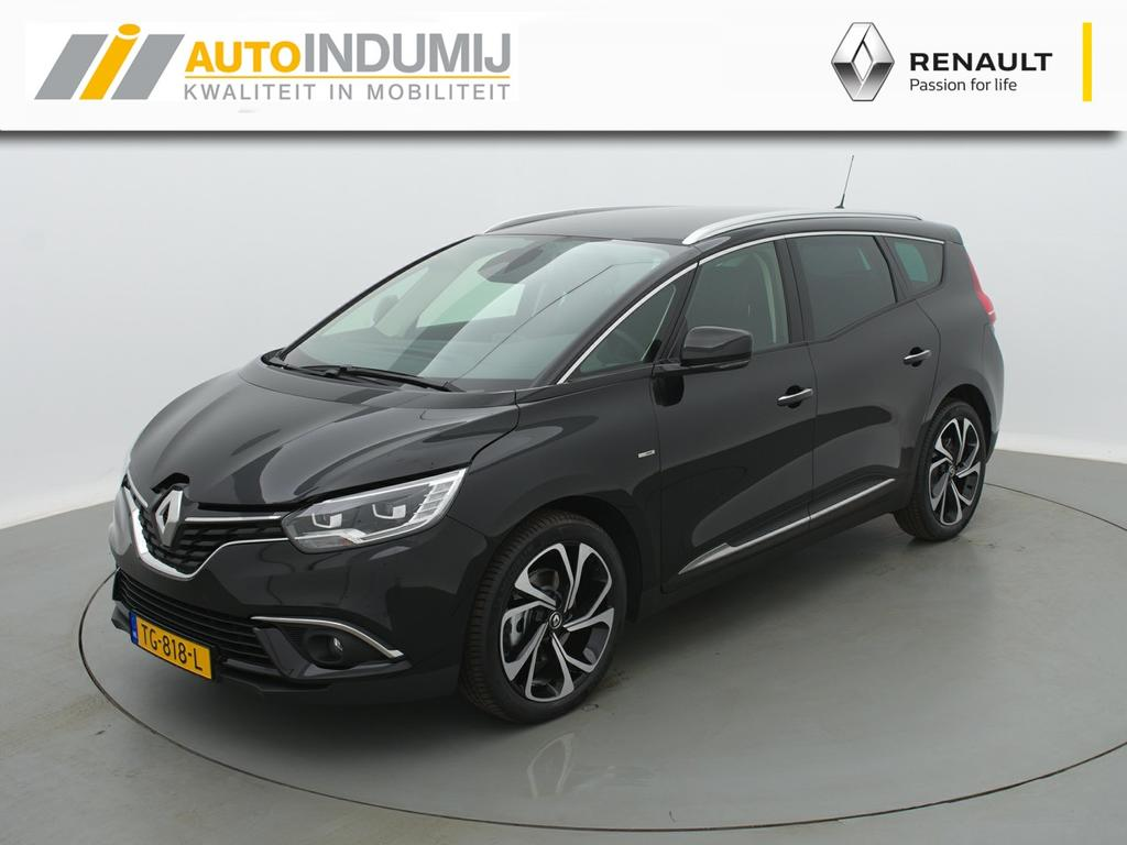 Renault Grand scénic Dci 110 bose / r-link 8,7'' navigatie / pure led