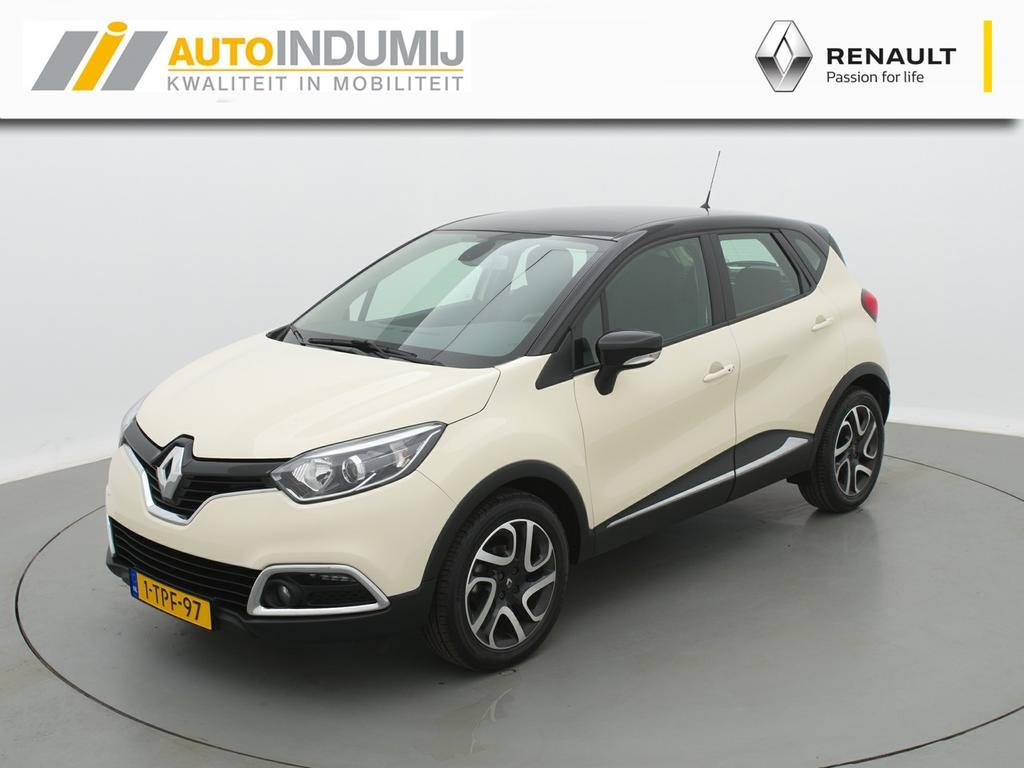 Renault Captur Tce 90 dynamique key less/ navigatie / climate controle / 17 inch
