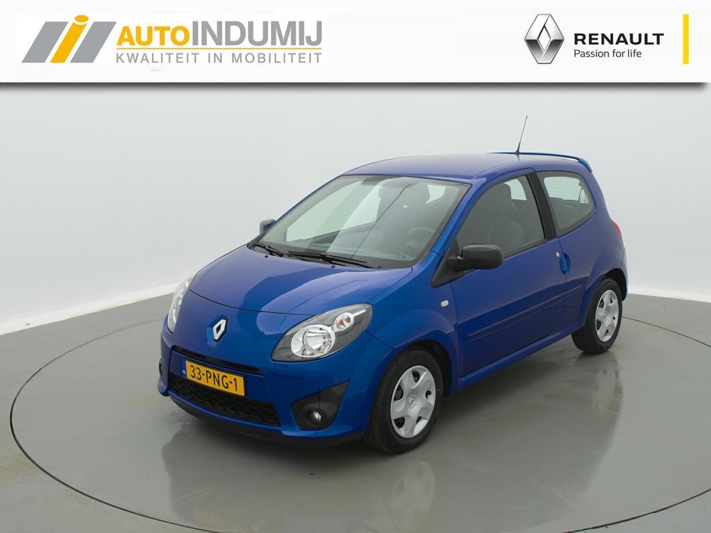 Renault Twingo 1.2-16v dynamique / airco / verschuifbare achterstoelen / cruise controle