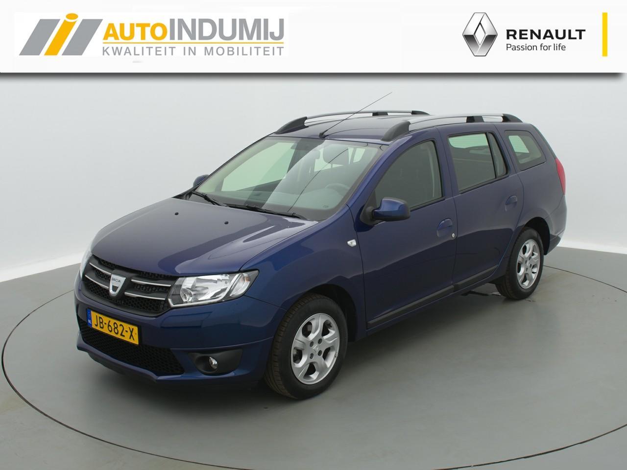 Dacia Logan Mcv tce 90 prestige / airco / navigatie / parkeersensor / lichtmetaal
