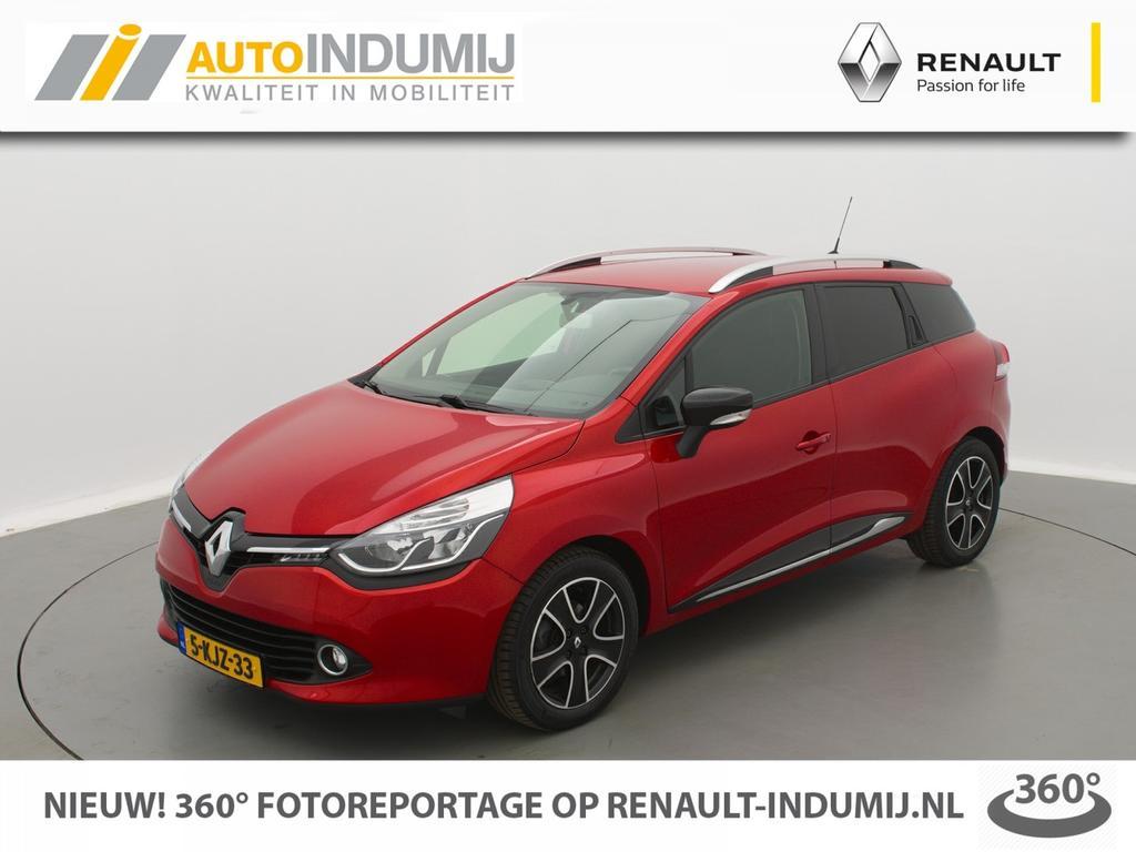 Renault Clio Estate tce 90 expression / navigatie / cruise controle / passion noir