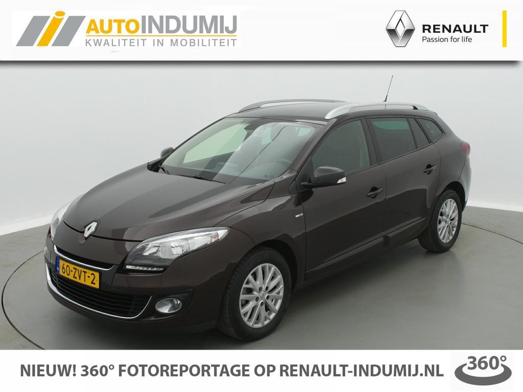 Renault Mégane Estate dci 110 bose / navigatie / camera / half leder