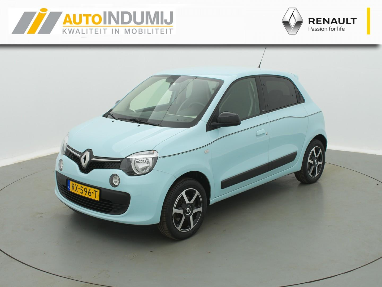Renault Twingo Sce 70 limited / airco / 15' lichtmetalen wielen / parkeersensoren achter