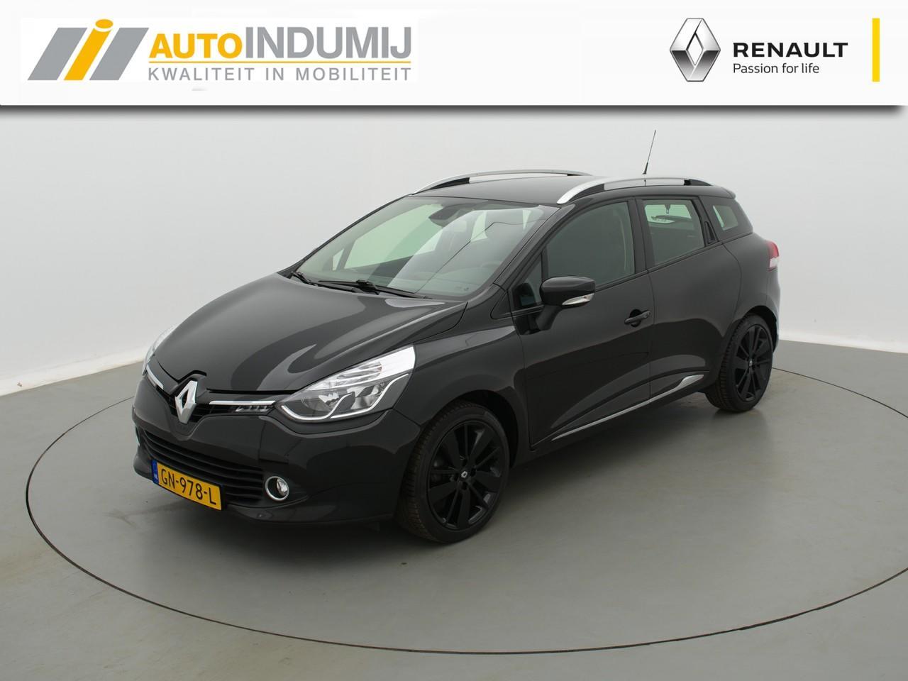Renault Clio Estate 0.9 tce dynamique sport ed. / navigatie / climate control / cruise control / pdc