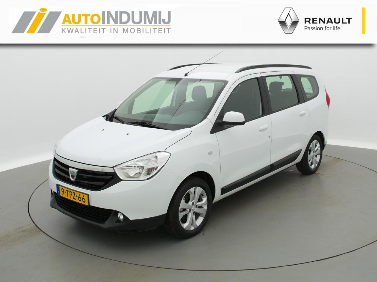 Dacia Lodgy 1.2 tce prestige 5p. / navigatie / airco / pdc