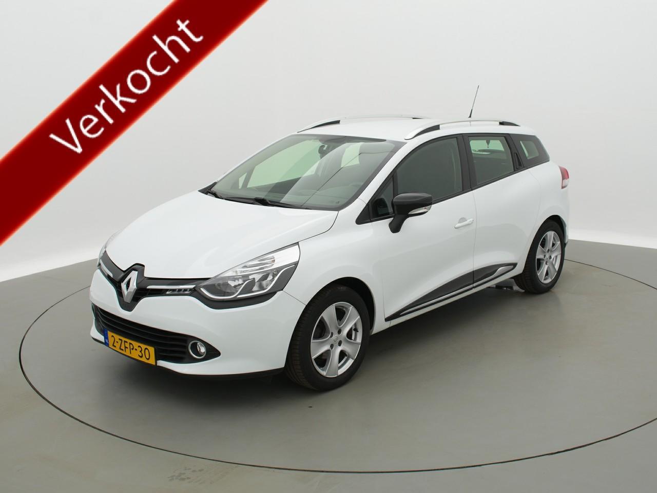 Renault Clio Estate 0.9 tce expression / trekhaak / navigatie / airco / cruise /